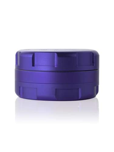 "GRAV 1.25"" 3-Piece Aluminum Herb Herb Grinder (Various Colors) Flower Power Packages Purple"