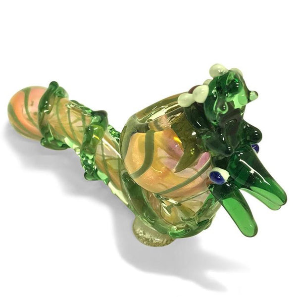 Green Dragon Sherlock at Flower Power Packages