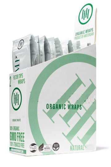 High Hemp Wraps - Original  25 Count Box