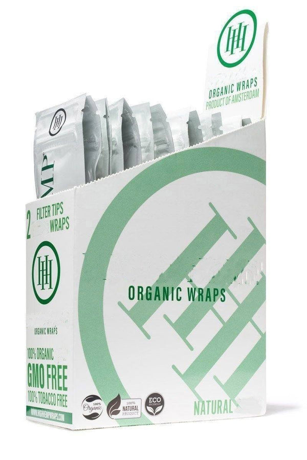 High Hemp Wraps - Original Flower Power Packages