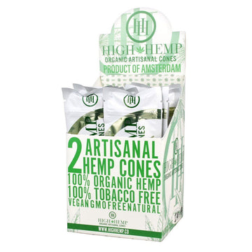 High Hemp Cones 2pk - Original - 15ct