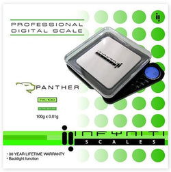 Infyniti PA100 Panther Scale 100G X 0.01G - Various Colors (1 Count)