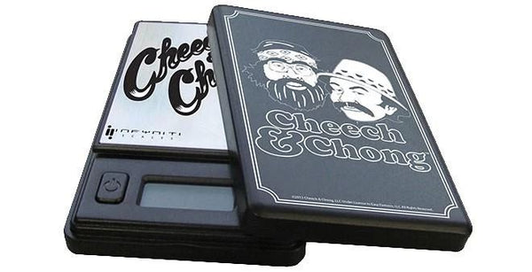 Infyniti Scales Cheech & Chong Virus Digital Scale 50g X 0.01g at Flower Power Packages