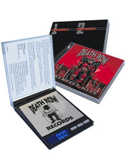 Infyniti Scales Death Row Records Greatest Hits CD Digital Scale 100g X 0.01g