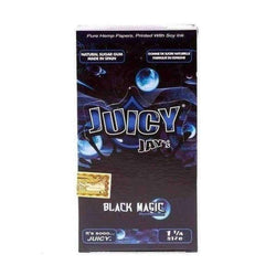 "Juicy Jay's Black Magic 1 1/4"" Rolling Papers"