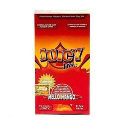 "Juicy Jay's Mello Mango 1 1/4"" Rolling Papers"