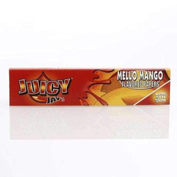 Juicy Jay's Mello Mango King Size Slim Rolling Papers
