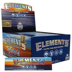 King Size Elements Rolling Papers