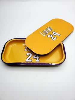 Kobe Bryant Inspired Legend 24  Magentic Rolling Tray