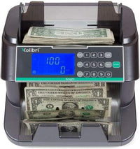 Kolibri Knight Top Load Money Machine & Bill Counter at Flower Power Packages