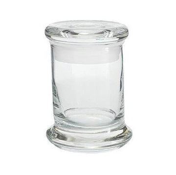 Libbey 8 oz Display Jar with Lid