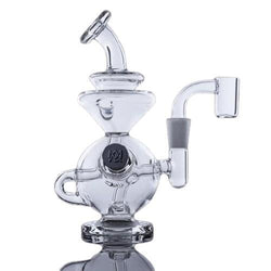 MJ Arsenal Mini Jig Dab Rig - 10mm Connection - Glass (1 Count)