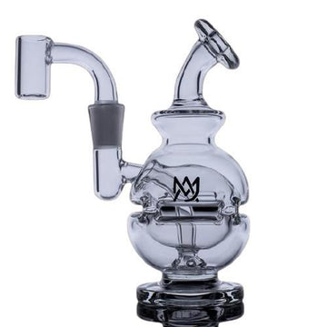 MJ Arsenal Royale Mini Dab Rig - 10mm Connection - Glass (1 Count)
