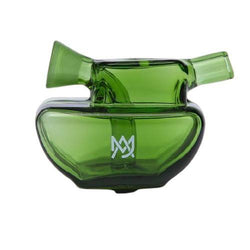 MJ Arsenal The Commander Tank Blunt Bubbler  - Glass (1 Count)