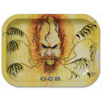 OCB Rolling Tray - Sasquatch Artist Series (Small, Medium or Large) (1 Count) Flower Power Packages