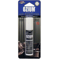 OZIUM Air Sanitizer Various Scents 0.8OZ (1 Count) Flower Power Packages New Car Smell