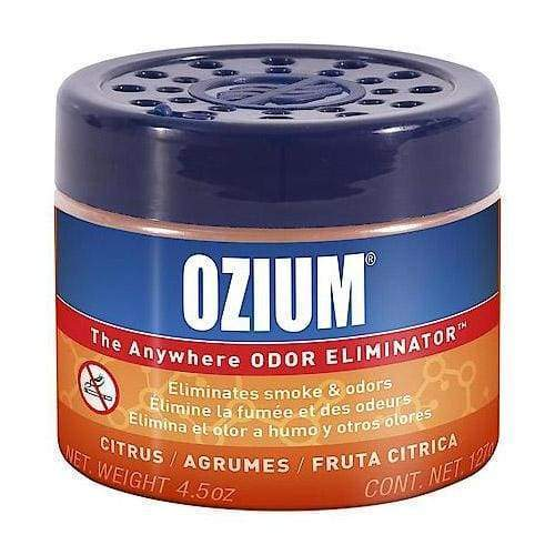 Ozium Gel Citrus 4.5 Oz (4 Count) at Flower Power Packages