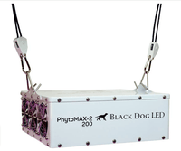 Phytomax-2 200 LED Grow Lights at Flower Power Packages