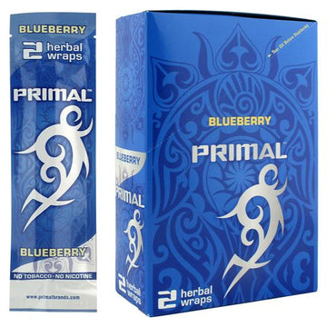 Primal Herbal Wraps Blueberry Flavor