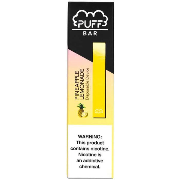 Puff Bar Disposable Vape - 10 Count Flower Power Packages