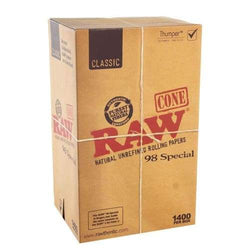 Raw Classic 98 Special (1400 Count) Bulk