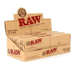 Raw Parchment Paper 12'' 6 Pack