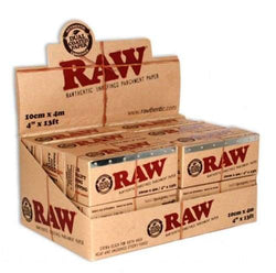 Raw Parchment Paper 4'' 12 Pack