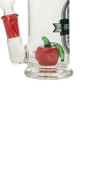 Red Apple Cider Glass Bong at Flower Power Packages