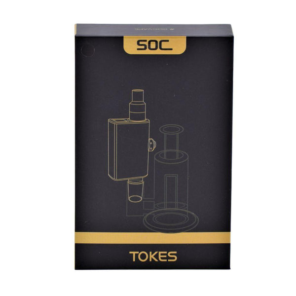 SOC Tokes Concentrate Vaporizer - (1 Count) Flower Power Packages