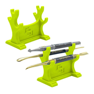 STR8 Brand Essentials - Elite Dabber Stand - Various Colors - (1 Count)