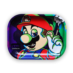Super Mario Bros Insipired - Awesome Rolling Tray