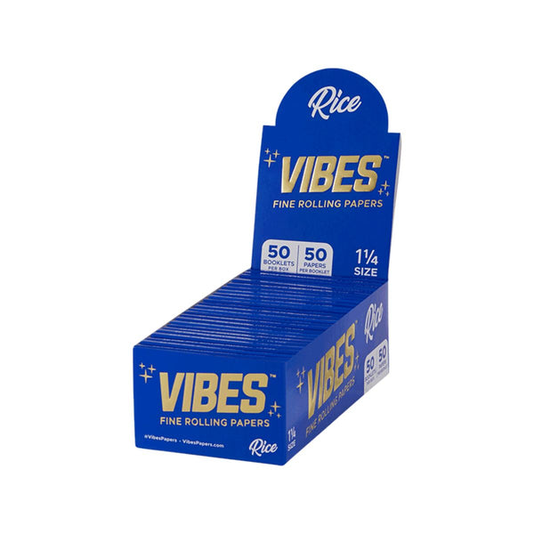 "Vibes Papers Box 1.25"" at Flower Power Packages"