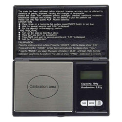 W-3805-100-Black Weighmax Scale