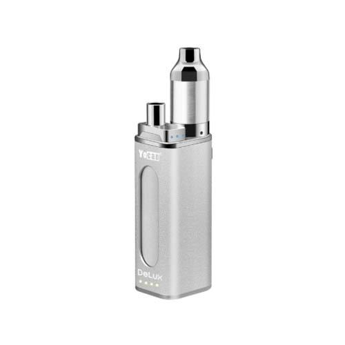 Yocan DeLux 2-in-1 Box Mod & Power Bank Vaporizer at Flower Power Packages