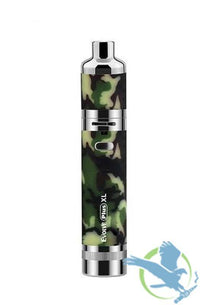 Yocan Evolve Plus XL With Quad Quartz Coil System Flower Power Packages Camouflage