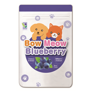 Bow Meow Blueberry