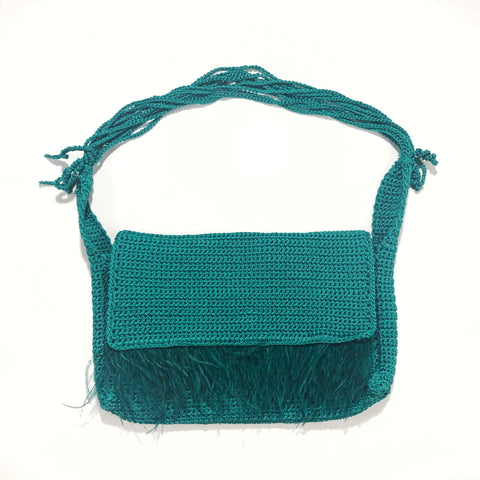 The Real Teal Handbag