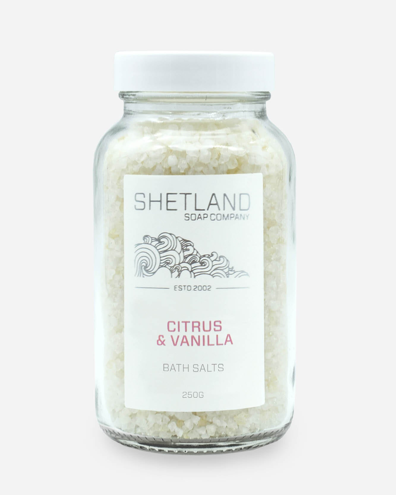 CITRUS & VANILLA BATH SALTS
