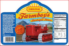 Load image into Gallery viewer, Farmboy's Original BBQ Sauce