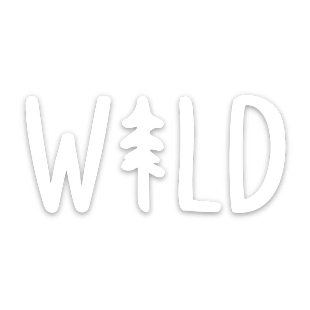 Wild Pine Decal