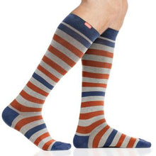 Load image into Gallery viewer, Thick Stripe Compression Socks