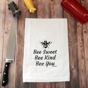 Bee Sweet Towel