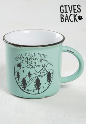 Camp Mug Great Things