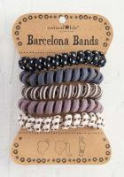 Barcelona Bands Paracord Grey