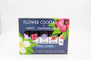Vodka Lovers Cocktail Kit