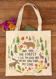 Chirp Tote Into The Forest