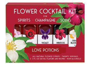 Love Potions Cocktail Kit