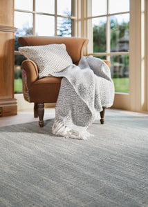 Country Tweed Collection Sea Minst luxurious rug
