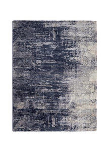 Elements Collection midnight oyster luxurious rug