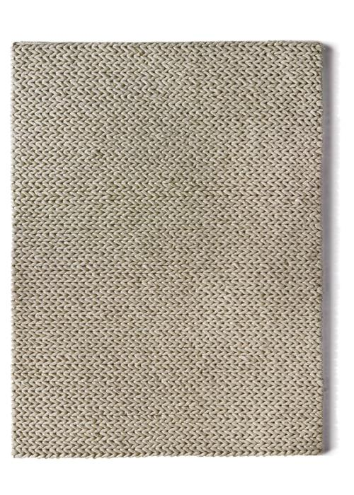 Fusion Collection oyster luxurious rug